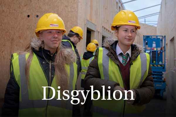 Disgyblion